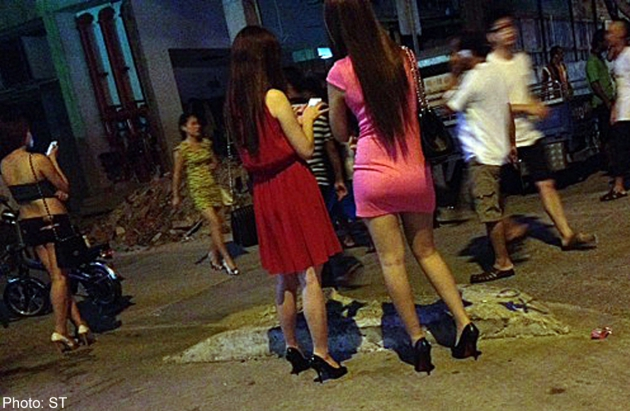 Teen girls Singapore